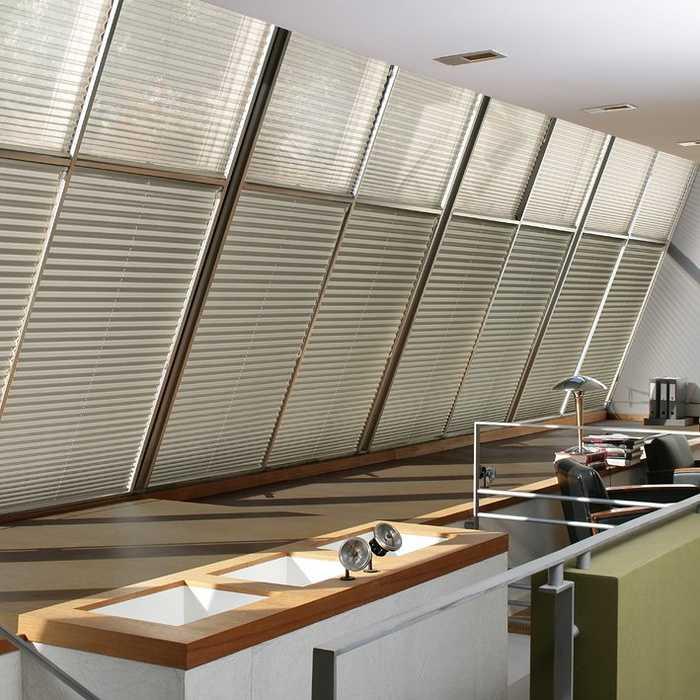 Store plissé - Franciaflex chez Idéal Confort - Loudéac 0