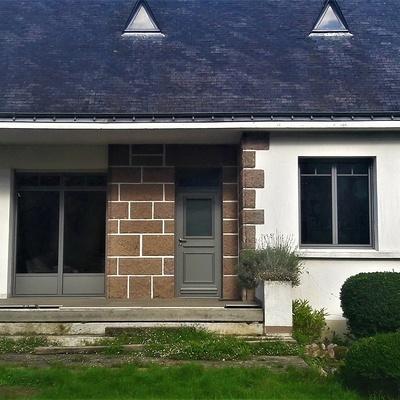 Fenêtres et porte Aluminium - Loudéac