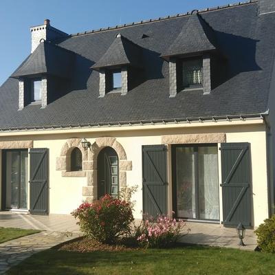 Fenêtres PVC - Pontivy -Morbihan
