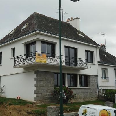 Installation Fenêtres - Pontivy -Morbihan