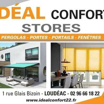 Installation de Stores à Loudéac et Pontivy