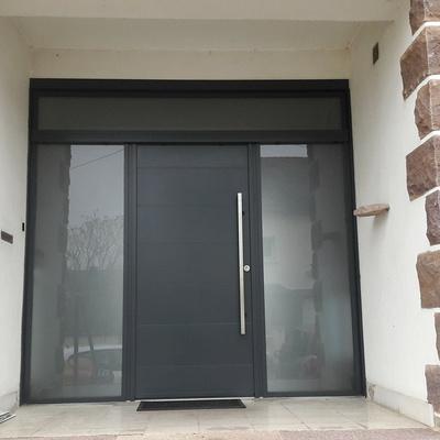 Installation d''une porte d''entrée K.Line à Loudéac (22)