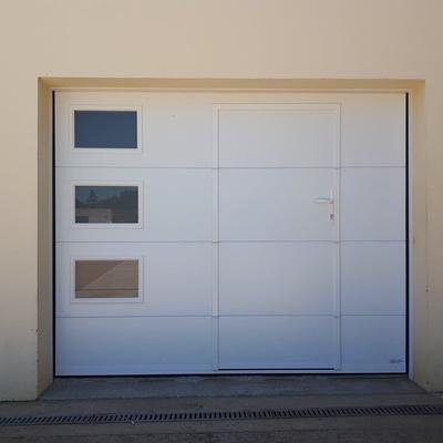 Porte de Garage - Pontivy (56)