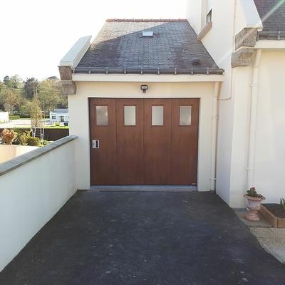 Porte de garage - Pontivy - 56