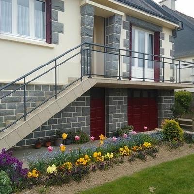 Rénovation garde-corps, portail, clôture et porte de garage - La Motte -22
