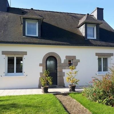 Rénovation porte d''entrée et fenêtres PVC - Saint Barnabé-22