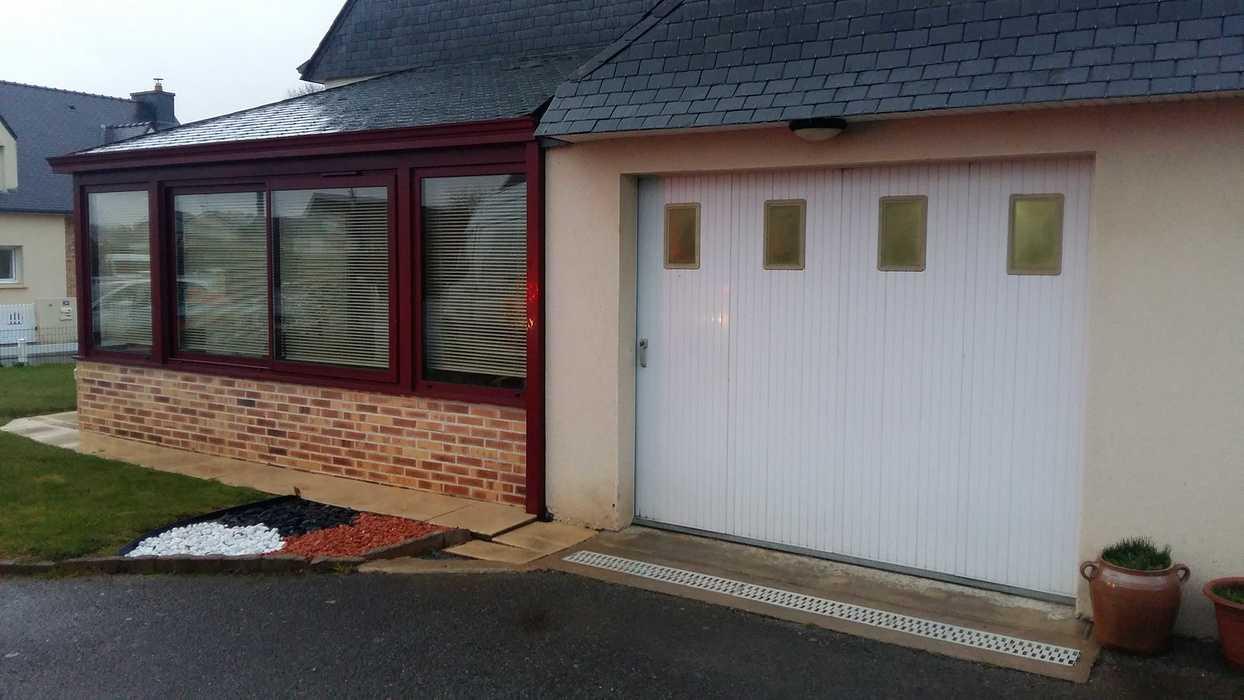 Porte de garage - Loudéac (22) 130