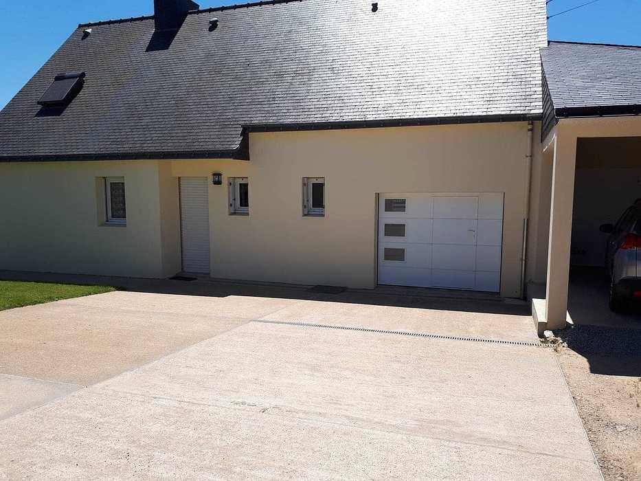 Porte de Garage - Pontivy (56) 2