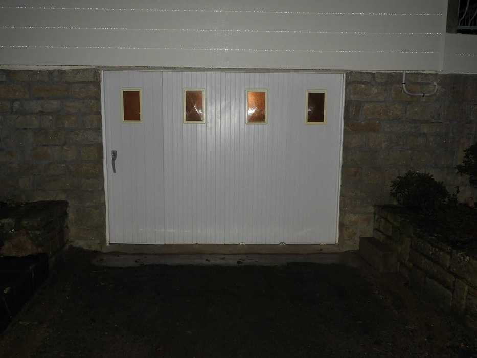 Porte de garage - Loudéac (22) dscn0113