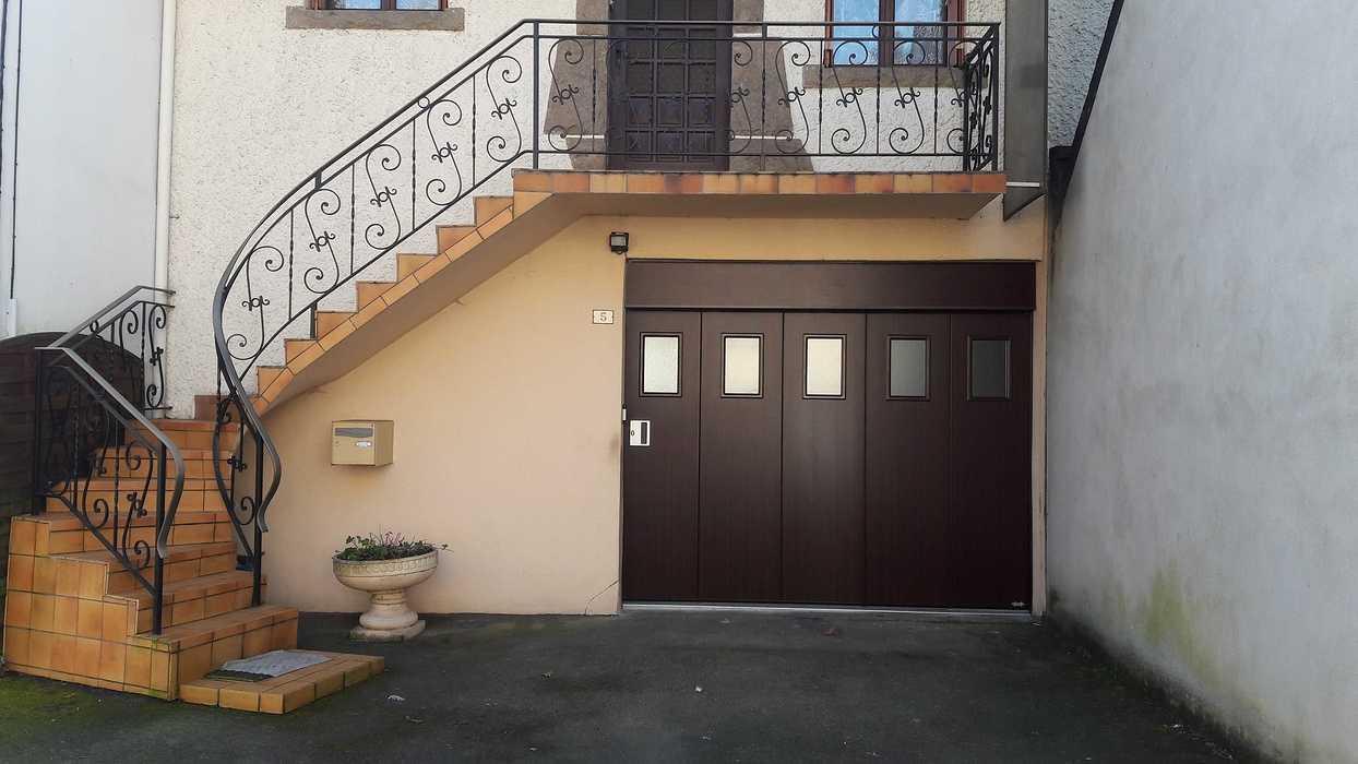 Installation d''une Porte de Garage latérale motorisée - La Chèze - Secteur Loudéac 20190222112620