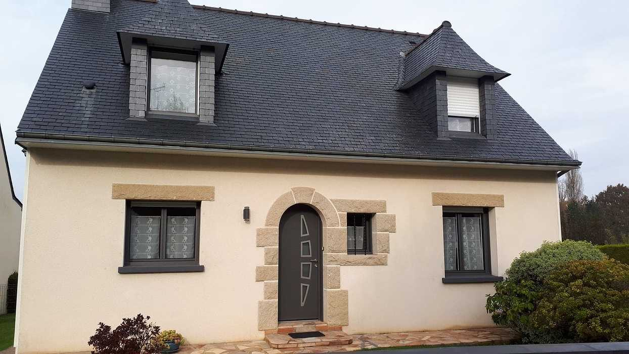 Porte et fenêtres en Aluminium K.Line - Loudéac 0