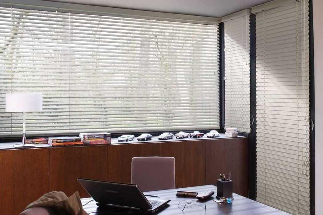 Store Vénitien Aluminium - Franciaflex - Idéal Confort - Loudéac venitienbureau