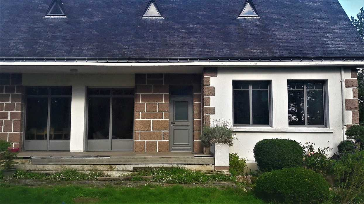 Fenêtres et porte Aluminium - Loudéac 12271678717222397979571301303228361560730070o